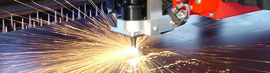 Laser Cutting - Charles Day Steels